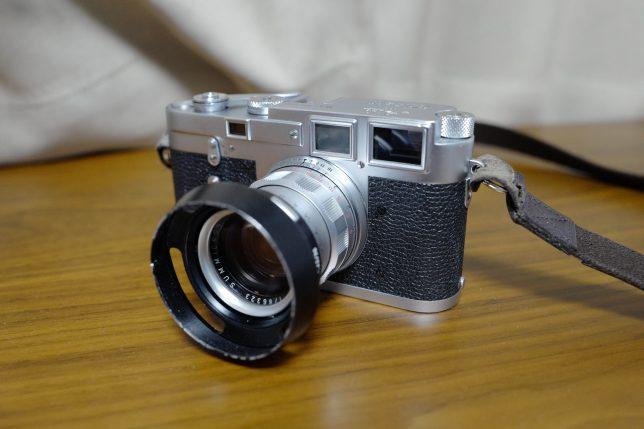 Leica M3 ダブルストローク