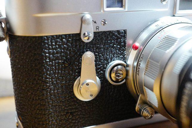 ライカ Leica M3 セルフタイマー