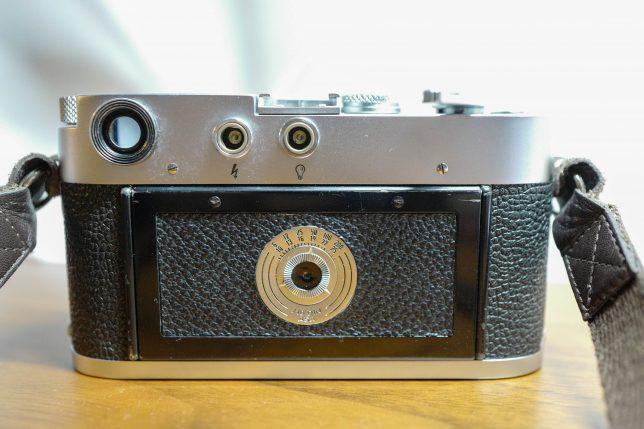 ライカ Leica M3 裏面
