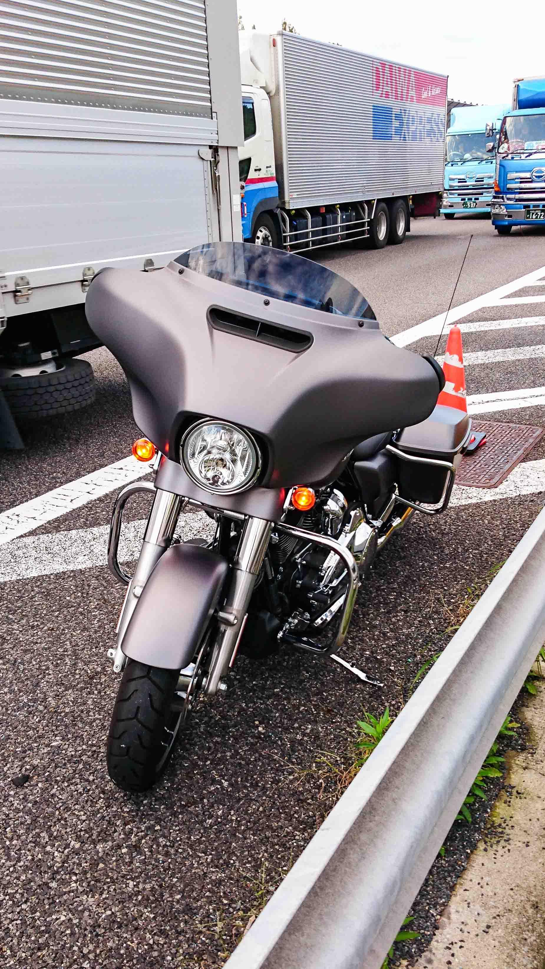 【ハーレー FLHXS】バイク初心者がストリートグライドを人生初バイクとした人間から学ぶインプレと教訓<失敗>(後編)