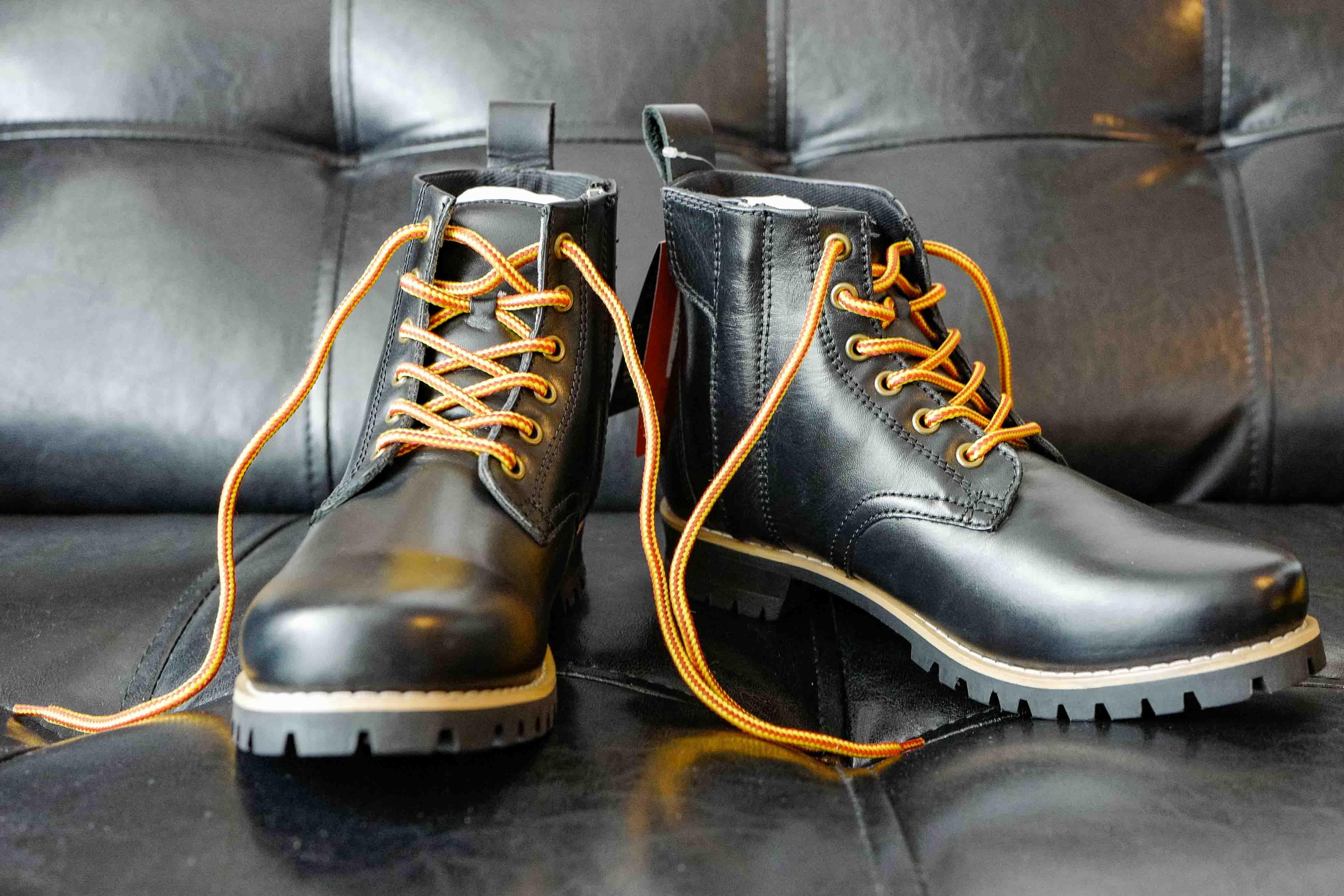 【比較まとめ!】バイク用 ブーツはこれがおすすめ!デイトナ ヘンリービギンズ HBS-003 ショートブーツ!定番4種類と比較してみたよ!