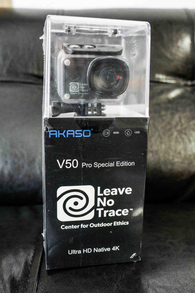 akaso v50 pro ファームウェア