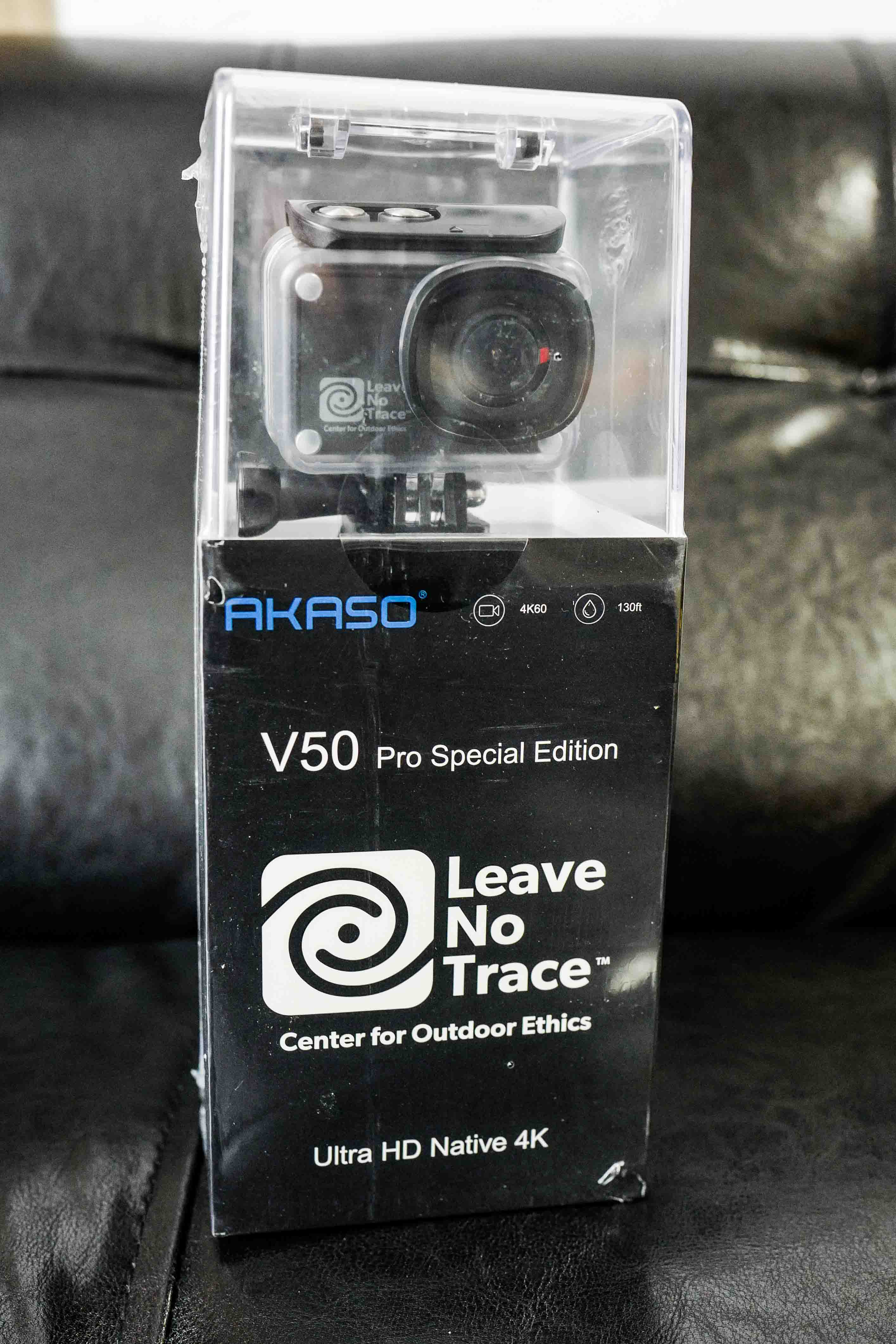 【モトブログ始めるならこのアクションカメラがおすすめ!】AKASO V50 Pro Seがコスパ抜群!