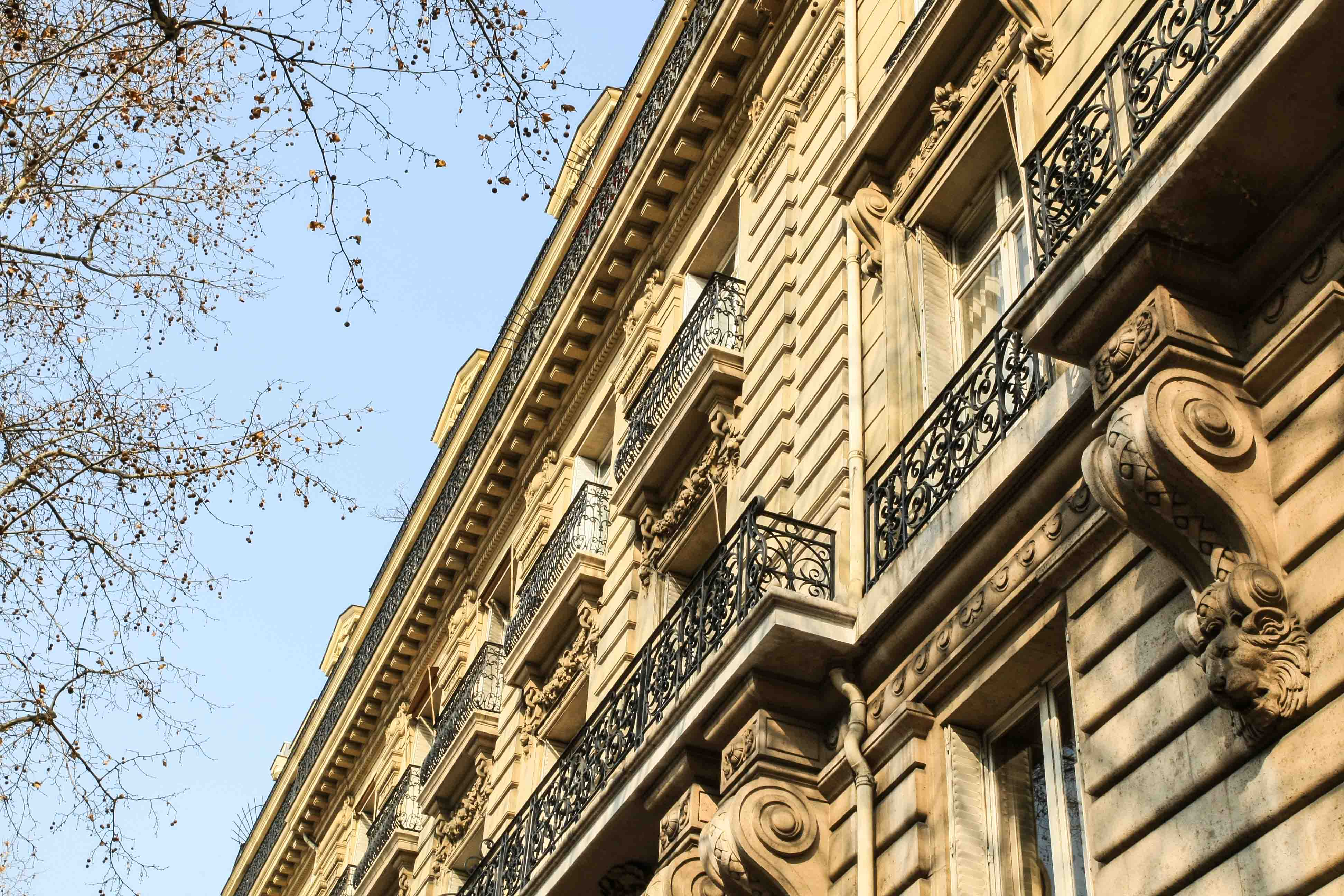 【フランス旅行】パリ パリのアパルトマン