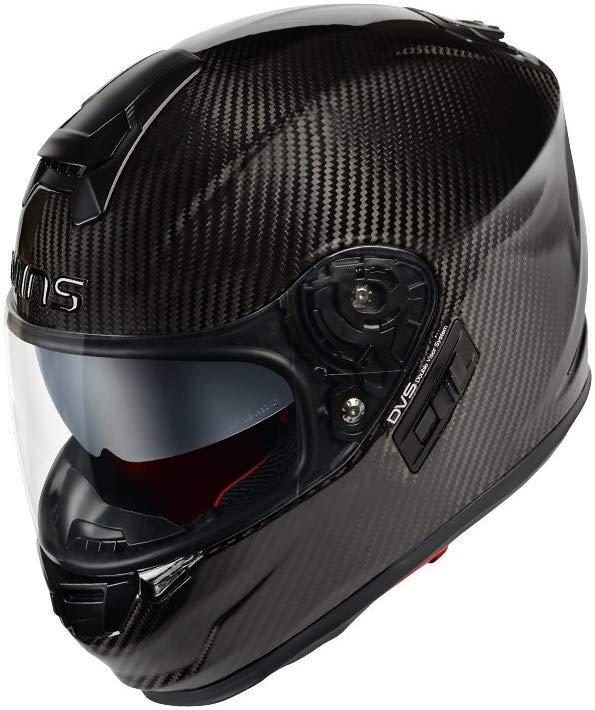 【フルフェイスで約1,400g!】ウインズ WINS A-FORCE RS M フルフェイス 5889 安くて機能的カーボンヘルメット!【なんとインナーバイサー付き!】