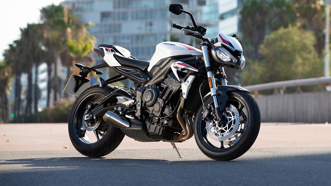 【絶対乗りやすい!】ストリートトリプルS(660cc)は軽い!安い!目がカッコイイ!【2020年モデル 価格999,000円】