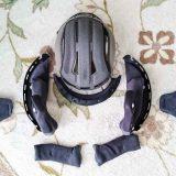 【簡単!洗濯機丸洗い!】SHOEIヘルメットの内装インナーパッドを洗う!【写真で内装脱着方法解説】