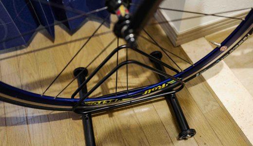 【しっかり自立!】GORIX ゴリックス 自転車スタンド(GX-309) は前輪を差し込むだけ!屋内でも大活躍!【実使用レビュー!】